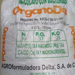 Fertilizante orgánico Organodel
